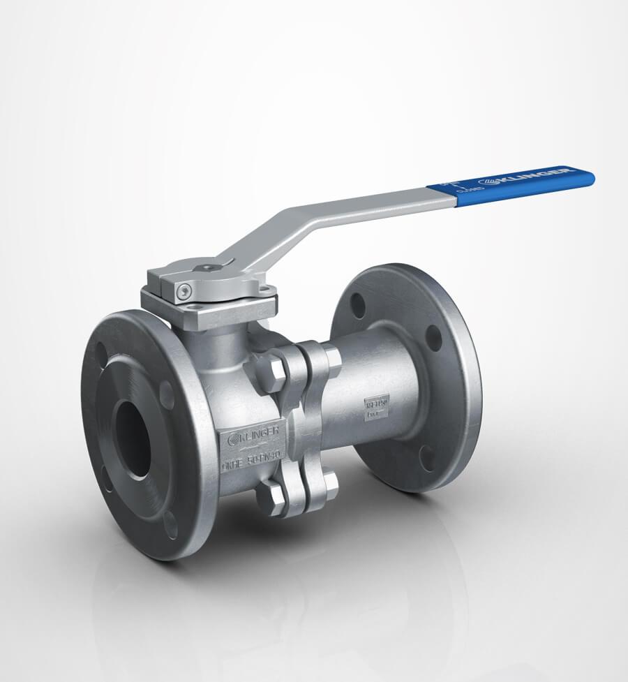 Klinger Ball valve KHE-FL